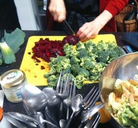 Entgiften mit Gemüse
